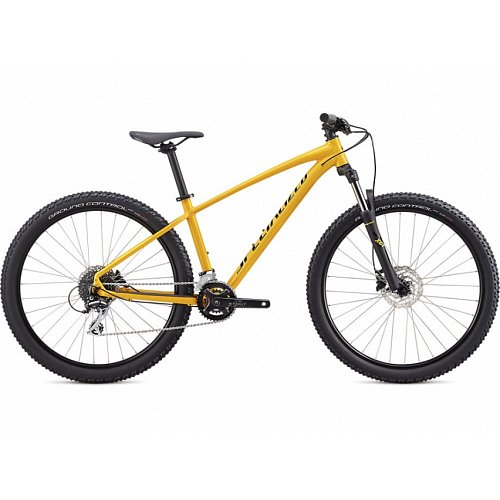 Horské kolo Specialized PITCH SPORT 2020 Gloss Golden Yellow/Black