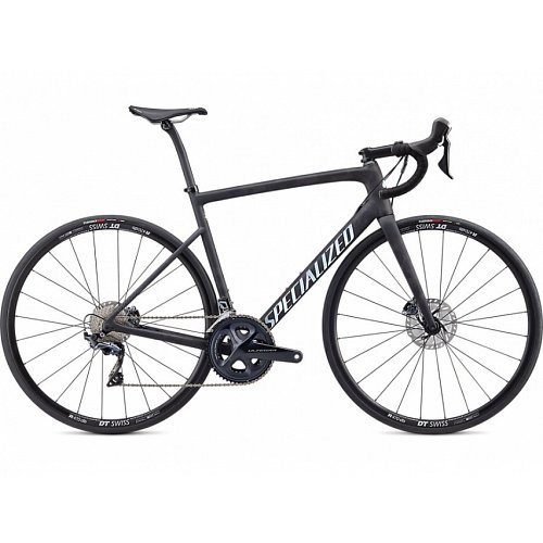 Silniční kolo Specialized TARMAC DISC COMP 2020 Satin Carbon/Black/Black Reflective