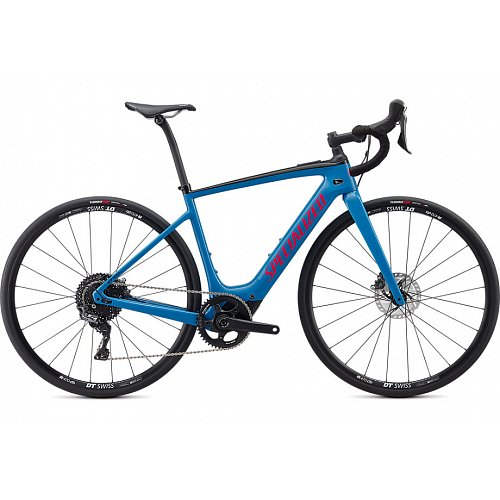 Elektrokolo Specialized TURBO CREO SL COMP CARBON 2020 pro blue/vivid pink/black