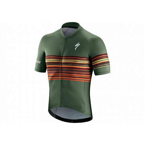 Dres Specialized SL SS Military Green