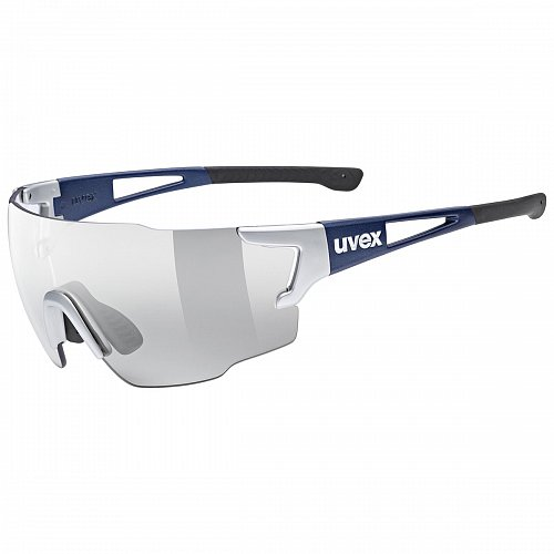Brýle Uvex sportstyle 804 Variomatic Silver blue metallic