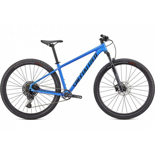 "Kolo Specialized ROCKHOPPER EXPERT 29"" 2021 gloss sky blue / satin black"