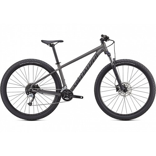 "Kolo Specialized ROCKHOPPER COMP 29"" 2021 2X SATIN SMOKE / SATIN BLACK"