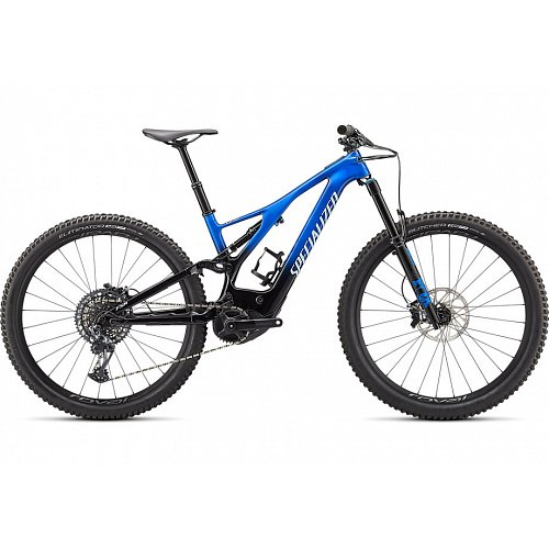 "Elektrokolo Specialized TURBO LEVO EXPERT CARBON 29"" 2021 Cobalt Blue"