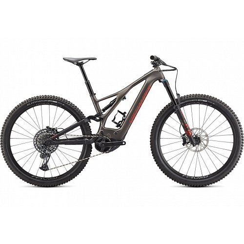 "Elektrokolo Specialized TURBO LEVO EXPERT CARBON 29"" 2021 Gunmetal/Redwood/Black"