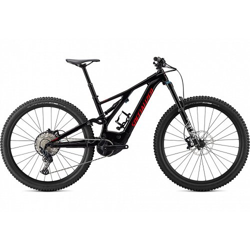 "Elektrokolo Specialized TURBO LEVO COMP 29"" 2021 Black/Flo Red"